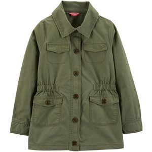 Carter's Jackets & Coats - CARTERS | Twill Trench Jacket